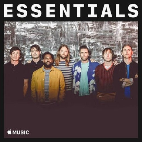 Постер к Maroon 5 - Essentials (2018)