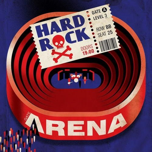 Постер к Hard Rock Arena (2019)