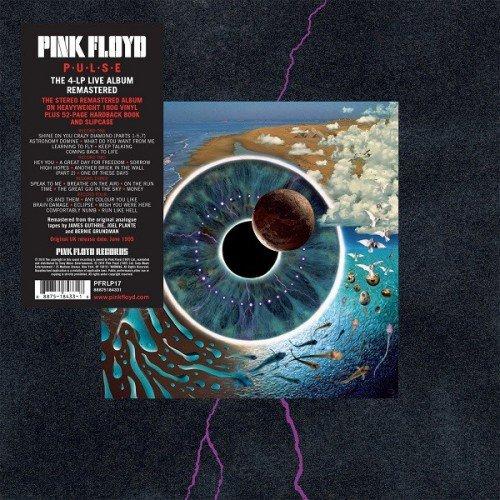 Постер к Pink Floyd - P.U.L.S.E [Mastering YMS X] (1995/2018)