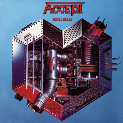 Accept - Metal Heart [Remastered Edition] (1985/2002)