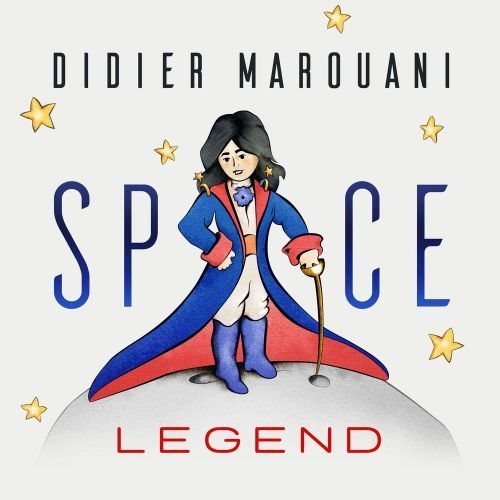 Постер к Didier Marouani & Space - Legend (2019)
