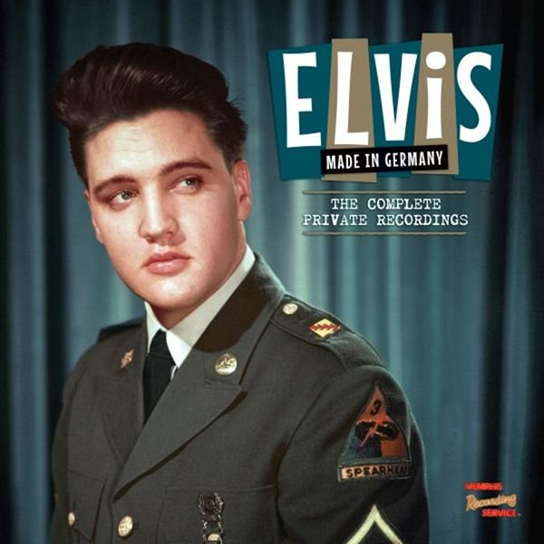 Постер к Elvis Presley - Made in Germany (2019)