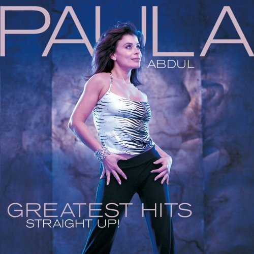 Постер к Paula Abdul - Greatest Hits (2000)