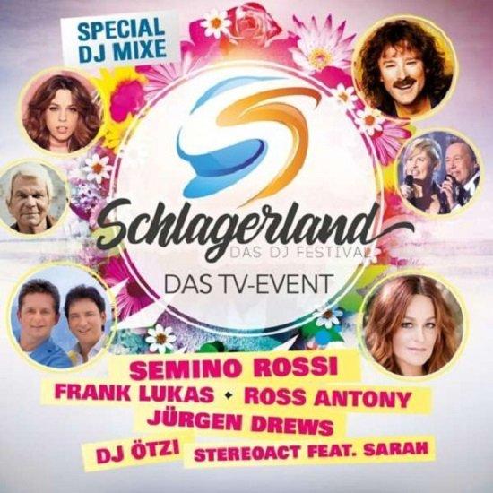 Постер к Schlagerland - Das DJ Festival (2019)