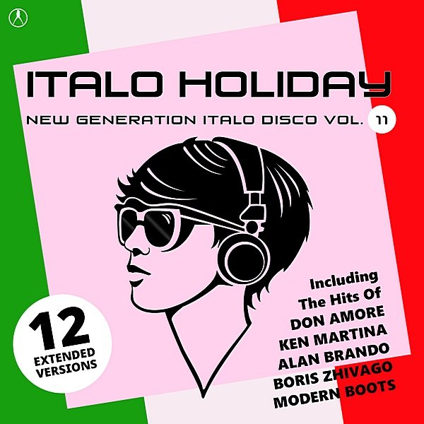 Постер к Italo Holiday, New Generation Italo Disco Vol.11 (2019)