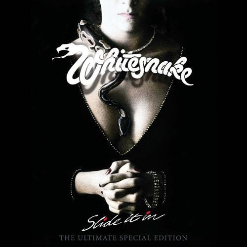 Постер к Whitesnake - Slide It In (1984) The Ultimate Special Edition 6CD Remastered (2019)