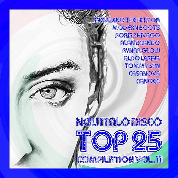 New Italo Disco Top 25 Compilation Vol.11 (2019)