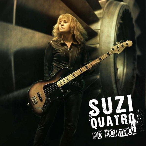 Постер к Suzi Quatro - No Control (2019)