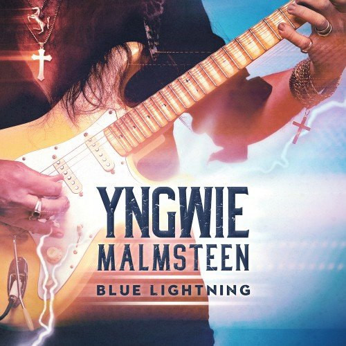 Постер к Yngwie Malmsteen - Blue Lightning. Deluxe Edition (2019)