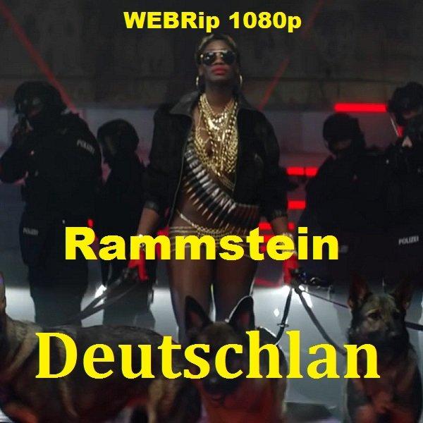 Постер к Rammstein - Deutschland (2019) WEBRip 1080p