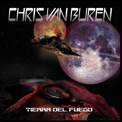 Постер к Chris van Buren - Tierra Del Fuego (2018)