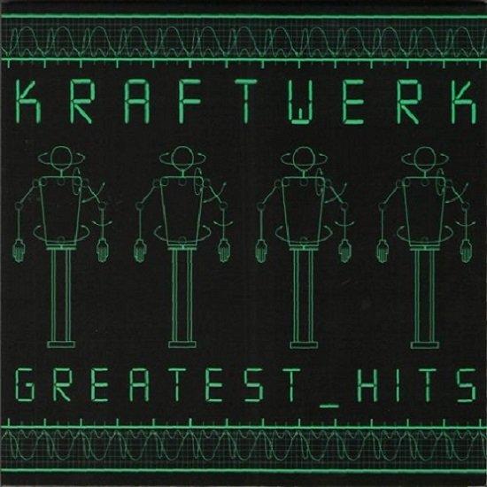 Постер к Kraftwerk - Star Mark Greatest Hits (2008)
