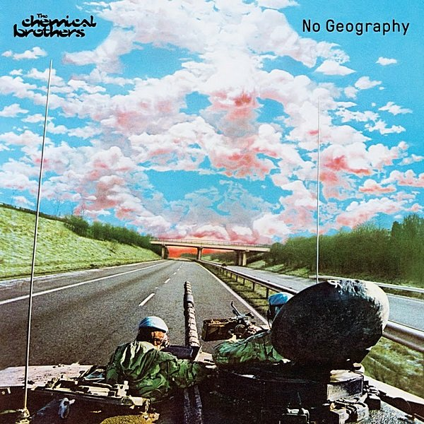 Постер к The Chemical Brothers - No Geography (2019)