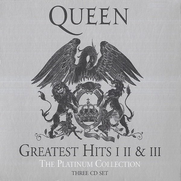 Постер к Queen ‎– Greatest Hits. The Platinum Collection, Remastered, 3CD (2011)