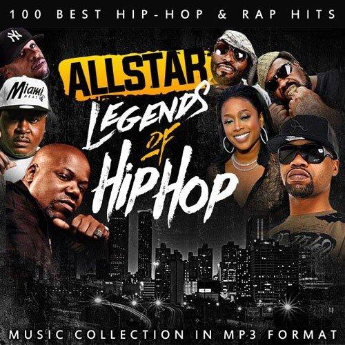 Постер к Legends of Hip-Hop (2019)