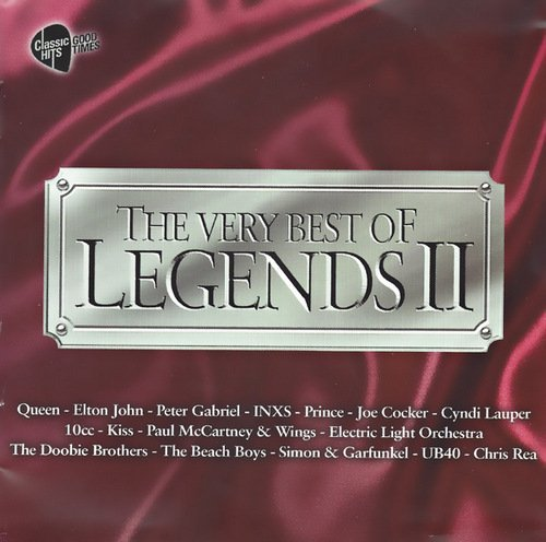 The Very Best of Legends II. 3CD Box Set (2006)