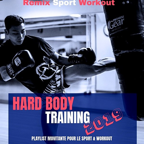 Постер к Remix Sport Workout - Hard Body Training (2019)