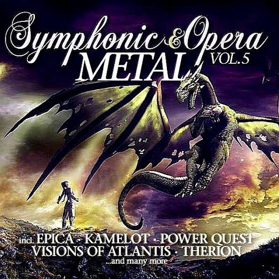 Постер к Symphonic & Opera Metal Vol. 5 (2019)