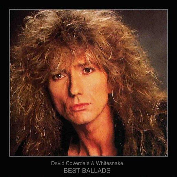 Постер к David Coverdale & Whitesnake - Best Ballads (2018)