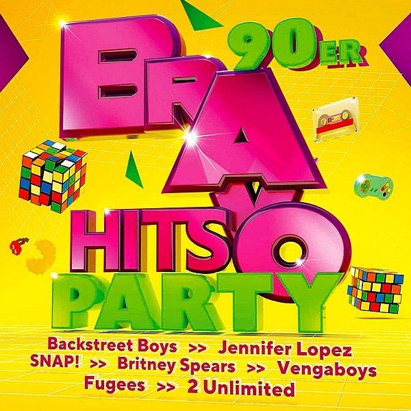 Постер к Bravo Hits Party: 90er (2019)