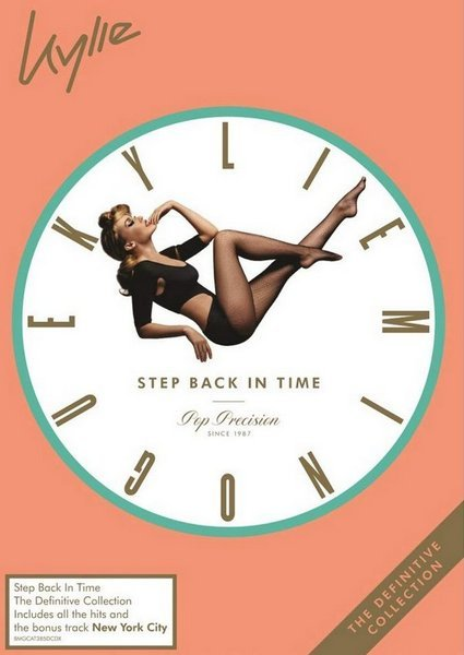 Kylie Minogue - Step Back in Time: The Definitive Collection. 2CD (2019)
