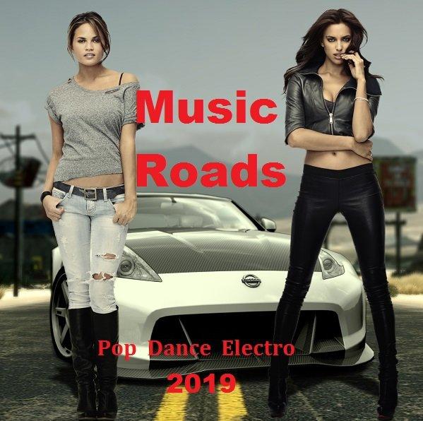 Постер к Music Roads (2019)