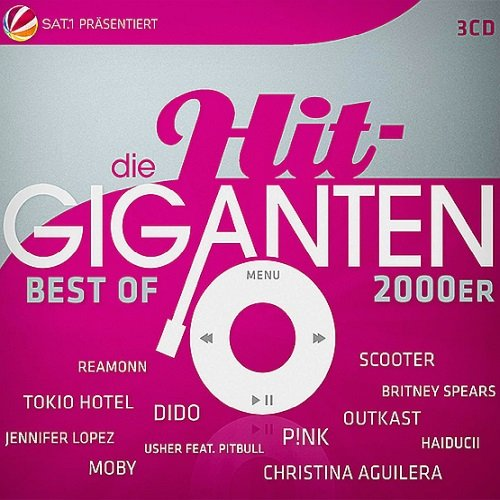 Постер к Die Hit Giganten Best Of 2000er (2019)