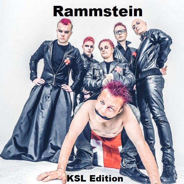 Постер к Rammstein - Rammstein [KSL Edition] (2019) FLAC