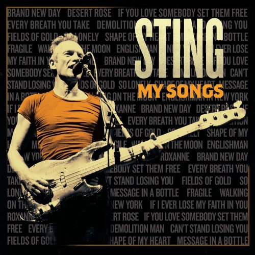 Постер к Sting - My Songs (2019)