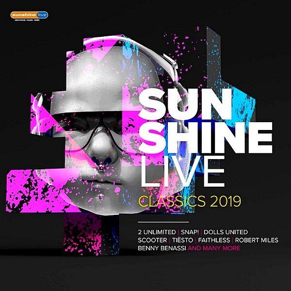 Постер к Sunshine Live Classics. 2CD (2019)