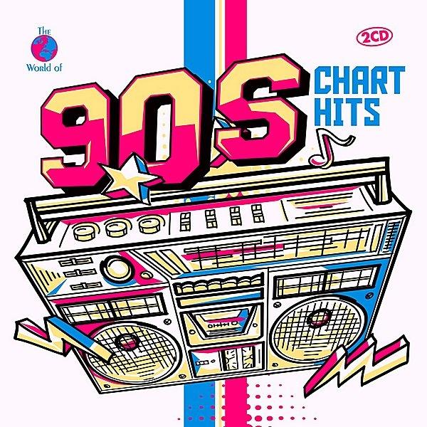 Постер к 90s Chart Hits. 2CD (2019)