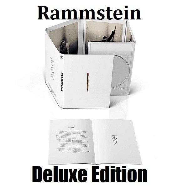 Постер к Rammstein - Rammstein [Deluxe Edition] (2019)