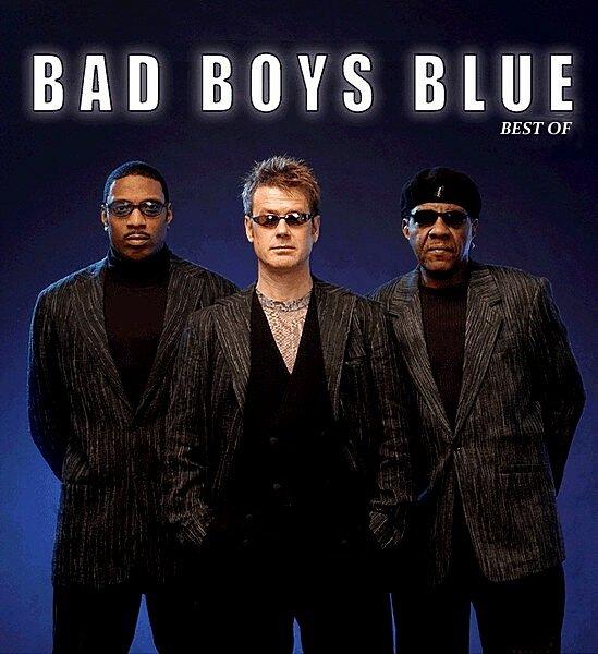 Постер к Bad Boys Blue - Best Of (2019)