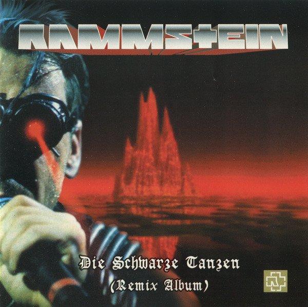 Постер к Rammstein - Die Schwarze Tanzen. Remix Album (2002)