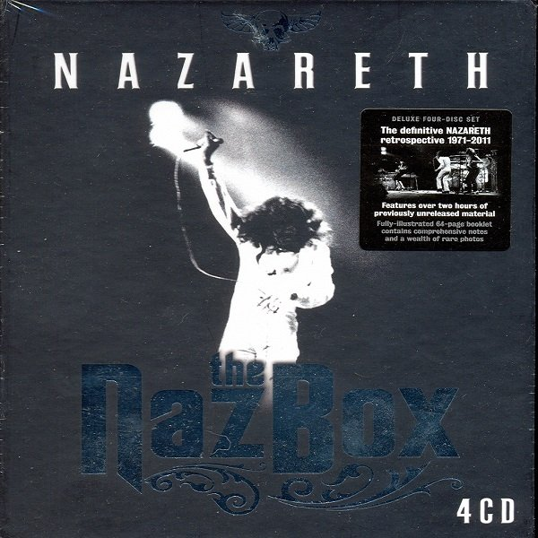 Постер к Nazareth - The Naz Box 4CD (2011)