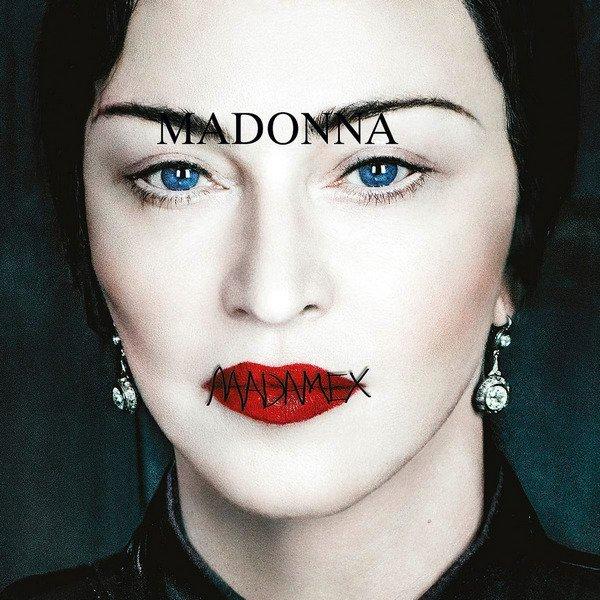 Постер к Madonna - Madame X [Deluxe] (2019)