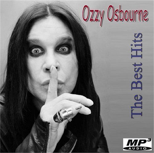 Постер к Ozzy Osbourne - The Best Hits (2016)