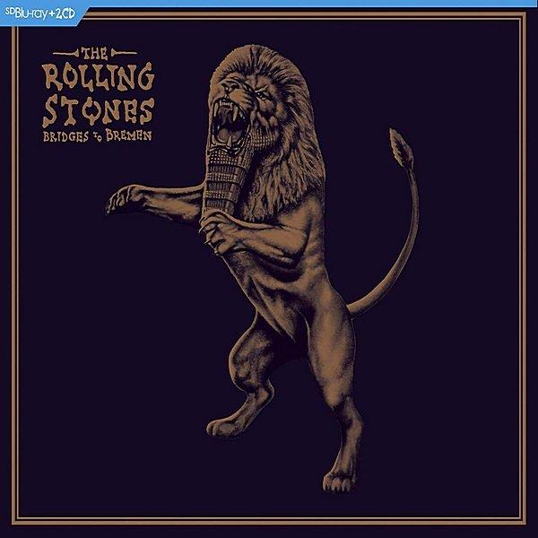 Постер к The Rolling Stones - Bridges To Bremen. Live (2019)