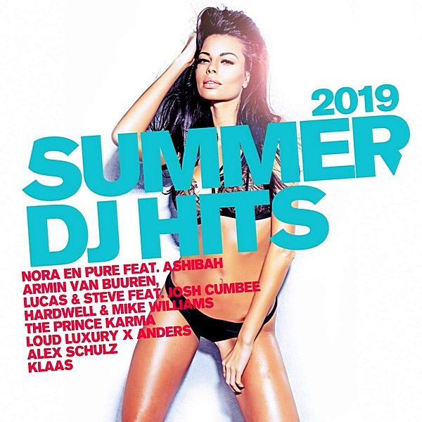 Постер к Summer DJ Hits (2019)