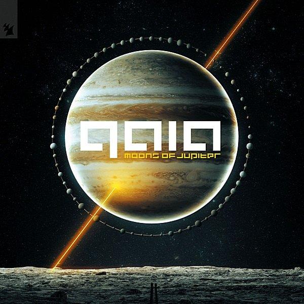 Постер к Armin Van Buuren, Benno De Goeij. GAIA - Moons Of Jupiter (2019)