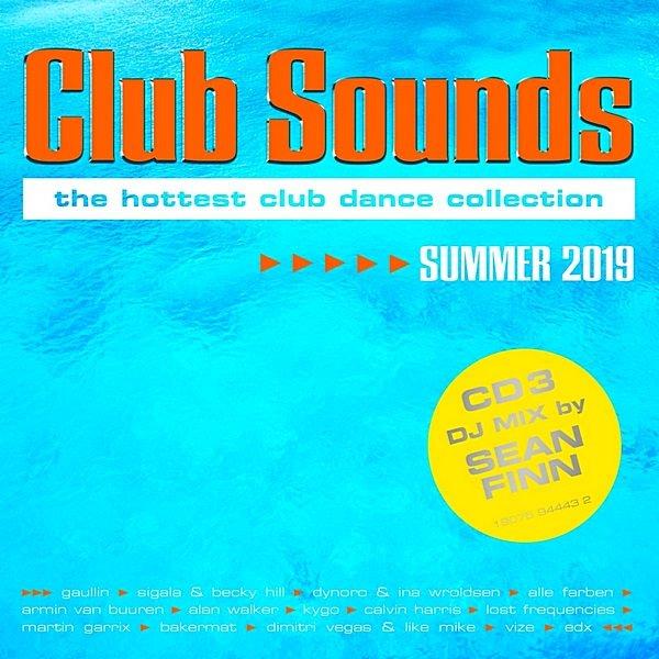 Постер к Club Sounds Summer (2019)