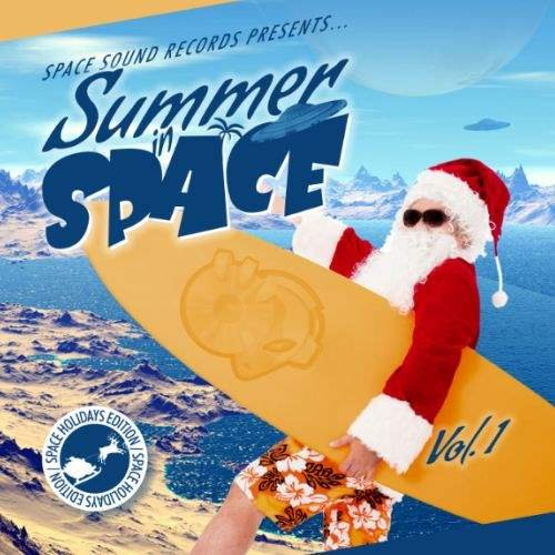Постер к Summer In Space Vol. 1 (2018)