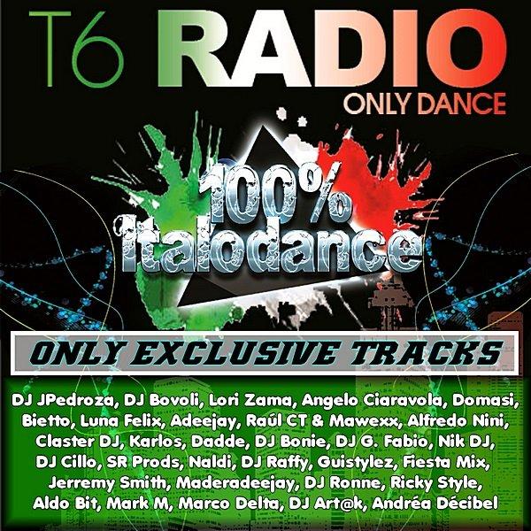 Постер к T6 Radionet Presents Percent: 100% Italodance (2019)