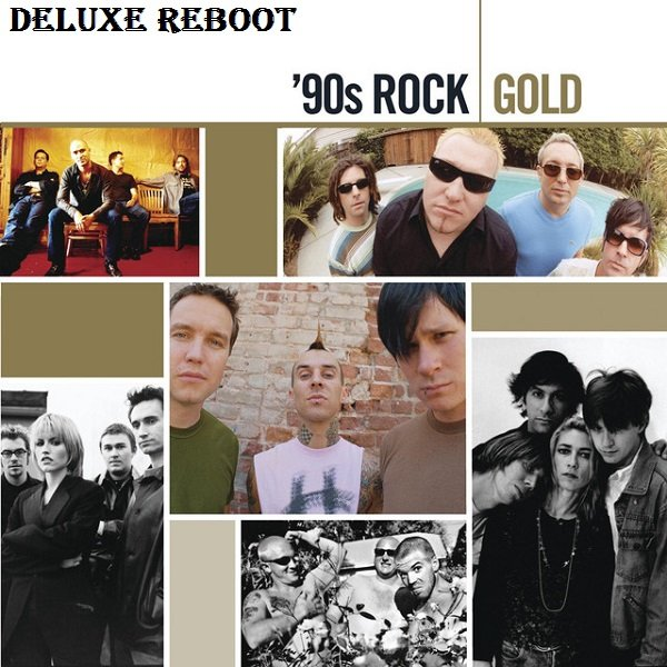 90s Rock Gold (2019)