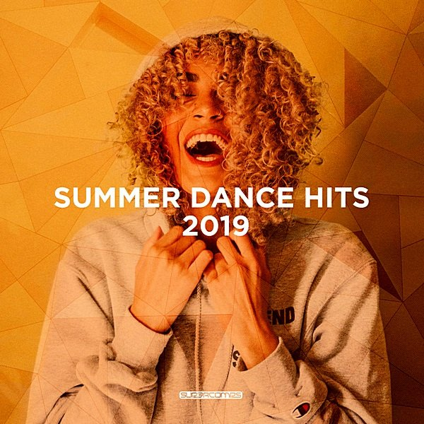Постер к Summer Dance Hits 2019. Supercomps Records (2019)