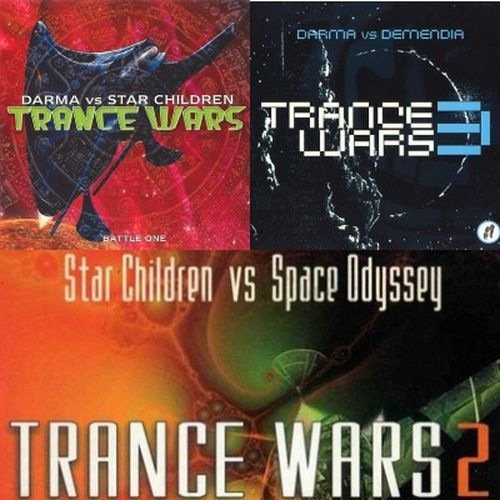 Постер к Trance Wars 1-3 (2000-2002)