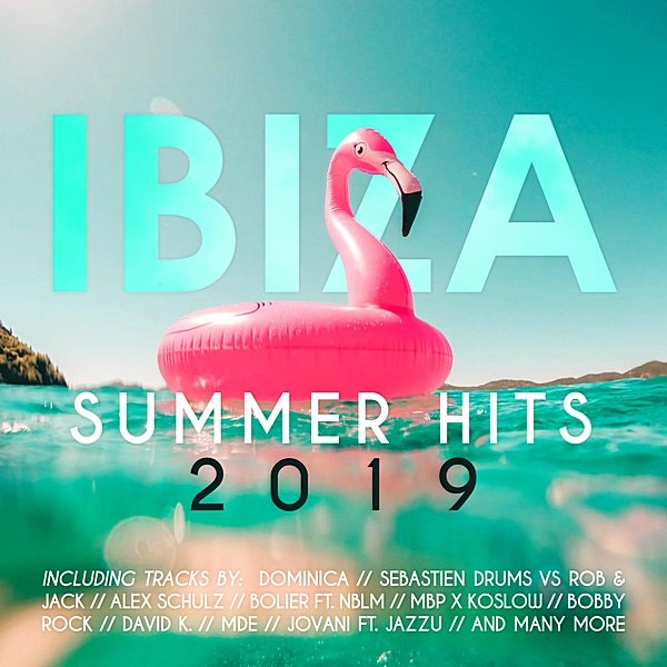 Постер к Ibiza Summer Hits 2019. Treasure Records (2019)