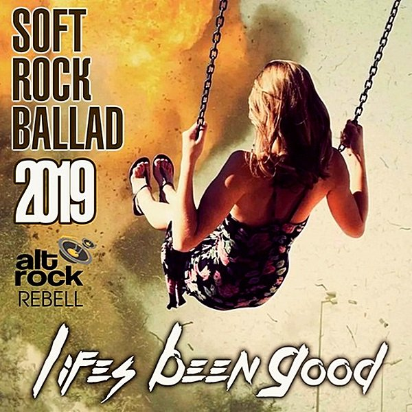 Постер к Soft Rock Ballad (2019)