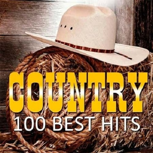 Постер к Country 100 Best Hits (2019)