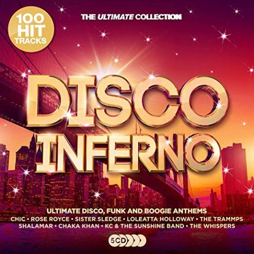 Постер к Disco Inferno: Ultimate Disco Anthems (2019)